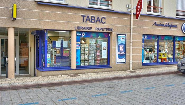 Maison de la Presse Ballansat, librairie papeterie à Renaison